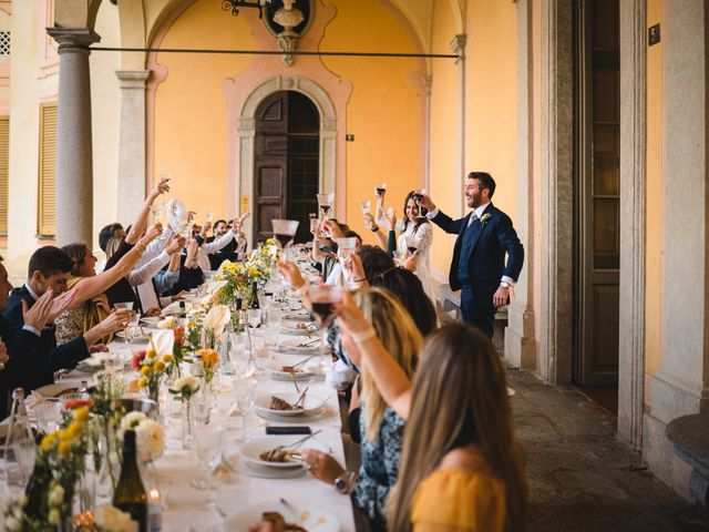 Il matrimonio di Simone e Laura a Pavia, Pavia 36