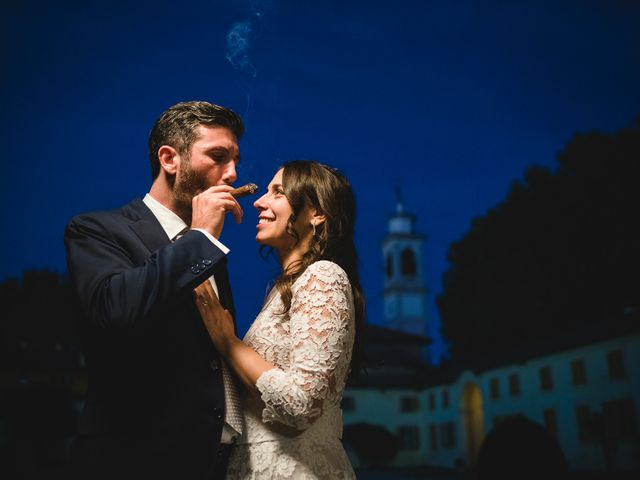 Il matrimonio di Simone e Laura a Pavia, Pavia 49