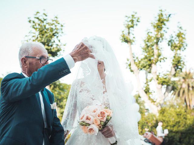 Il matrimonio di Marzia e Federico a Santa Marinella, Roma 13