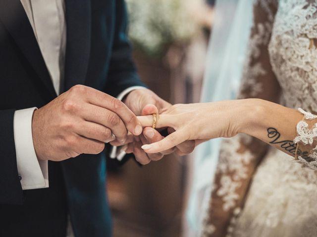 Il matrimonio di Marzia e Federico a Santa Marinella, Roma 18
