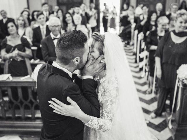 Il matrimonio di Marzia e Federico a Santa Marinella, Roma 19