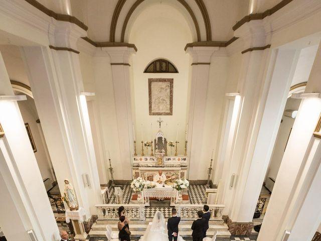 Il matrimonio di Marzia e Federico a Santa Marinella, Roma 2