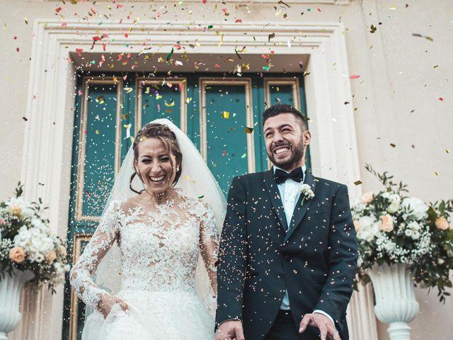 Le nozze di Federico e Marzia