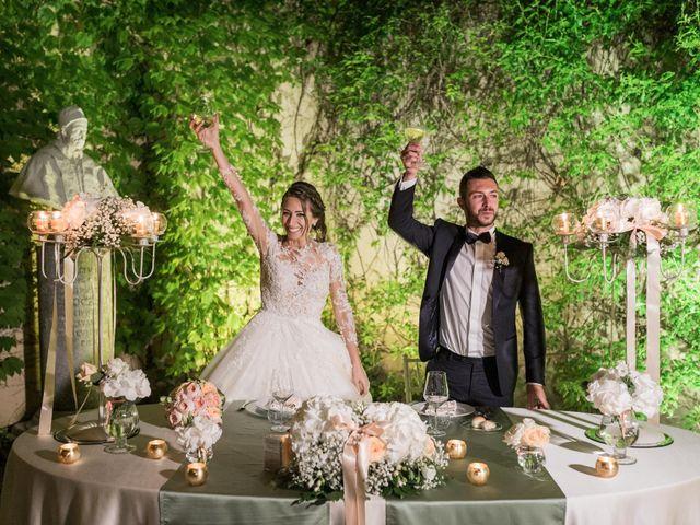 Il matrimonio di Marzia e Federico a Santa Marinella, Roma 25