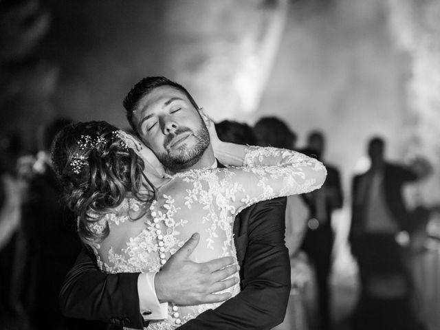 Il matrimonio di Marzia e Federico a Santa Marinella, Roma 27