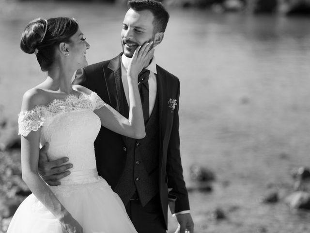 Le nozze di Valentina e Antonio