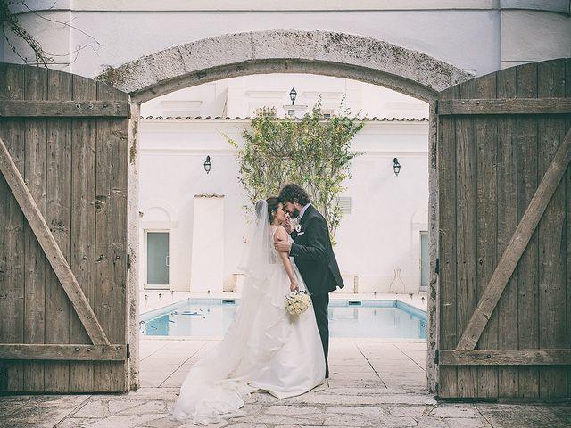Le nozze di Sergio e Federica