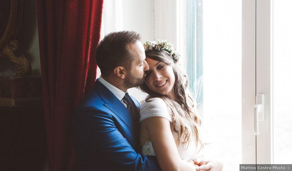 Il matrimonio di Andrea e Elisa a Veroli, Frosinone