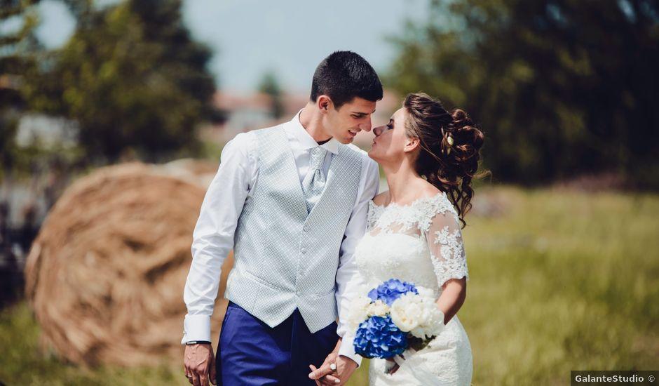 Il matrimonio di Simone e Sandy a Rosà, Vicenza