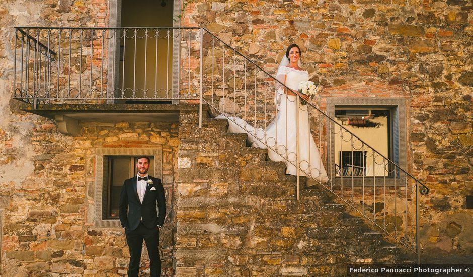 Il matrimonio di Michael e Francesca a Arezzo, Arezzo