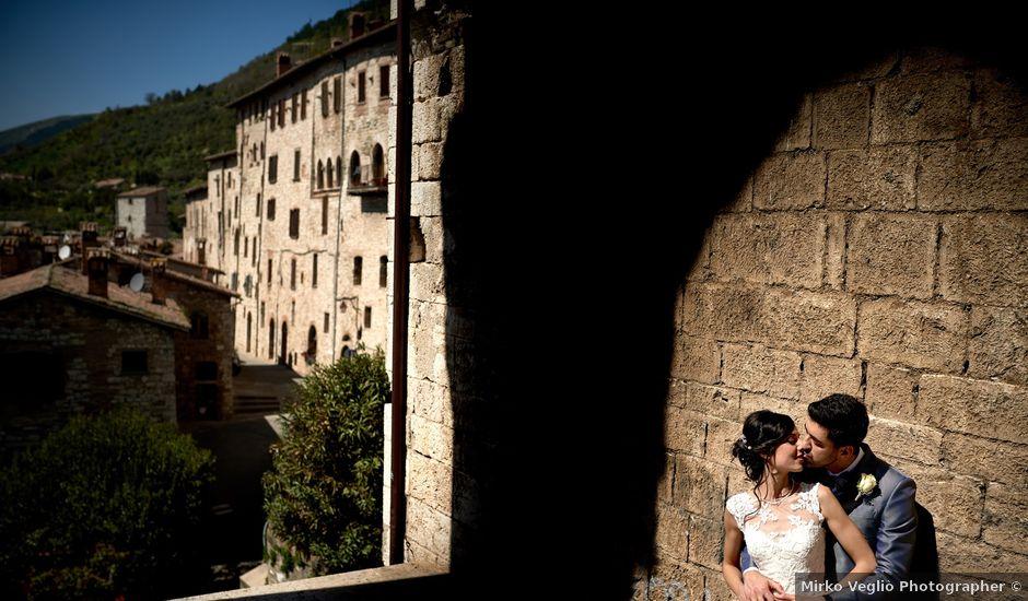 Il matrimonio di Andrea e Giuseppina a Jesi, Ancona