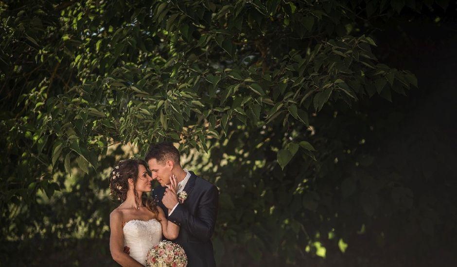Il matrimonio di Alberto e Pamela a Barberino di Mugello, Firenze