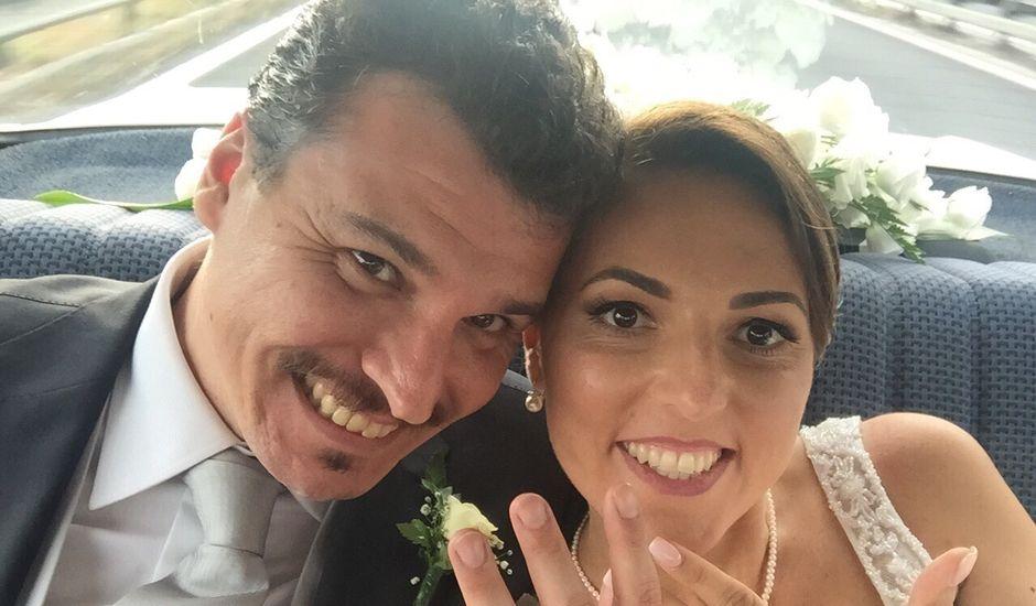 Il matrimonio di Matteo  e Federica a Paternò, Catania