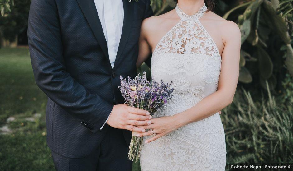 Il matrimonio di laura e pasquale a Ariano Irpino, Avellino