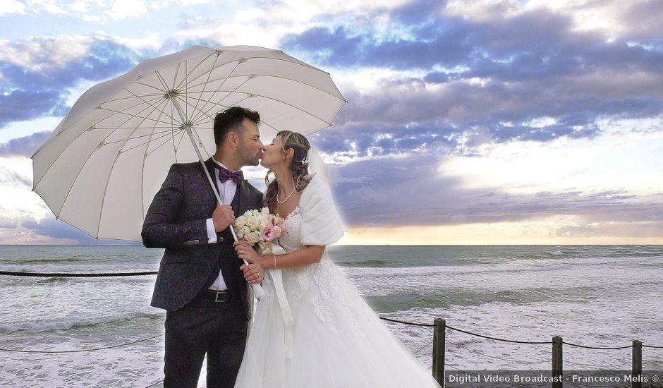 Il matrimonio di Alessandro e Valentina a Nurachi, Oristano