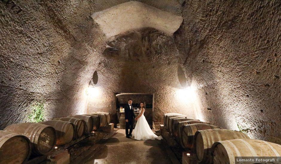 Il matrimonio di Chiara e Luigi a Napoli, Napoli