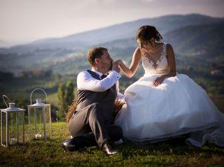 Le nozze di Jessica e Piero 1