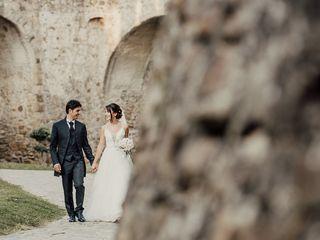 Le nozze di Maria Valentina e Valerio