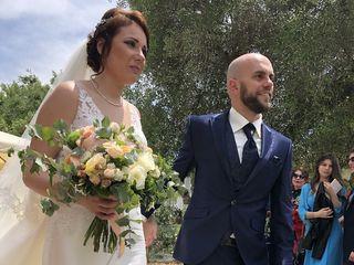 Le nozze di Francesco e Maria Chiara 1