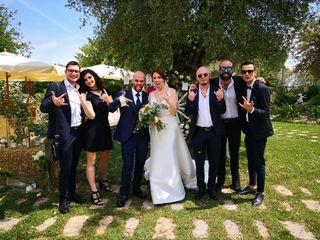 Le nozze di Francesco e Maria Chiara 2
