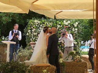 Le nozze di Francesco e Maria Chiara