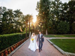 Le nozze di Vittoria e Andrea