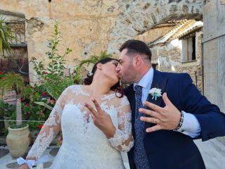 Le nozze di Luciana e Marco