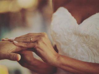 Le nozze di Anna e Fede