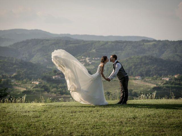 Le nozze di Jessica e Piero