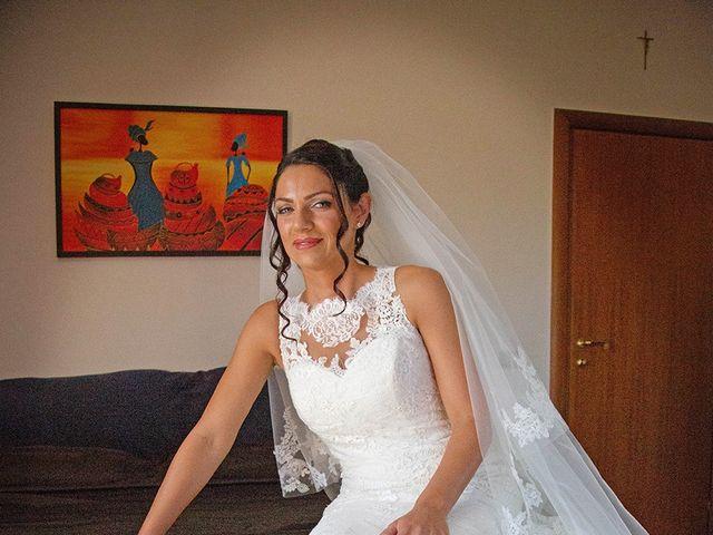 Il matrimonio di Daniele e Cinzia a Pretoro, Chieti 5