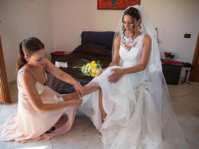 Il matrimonio di Daniele e Cinzia a Pretoro, Chieti 7