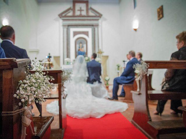 Il matrimonio di Daniele e Cinzia a Pretoro, Chieti 9