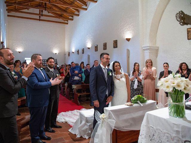 Il matrimonio di Daniele e Cinzia a Pretoro, Chieti 11