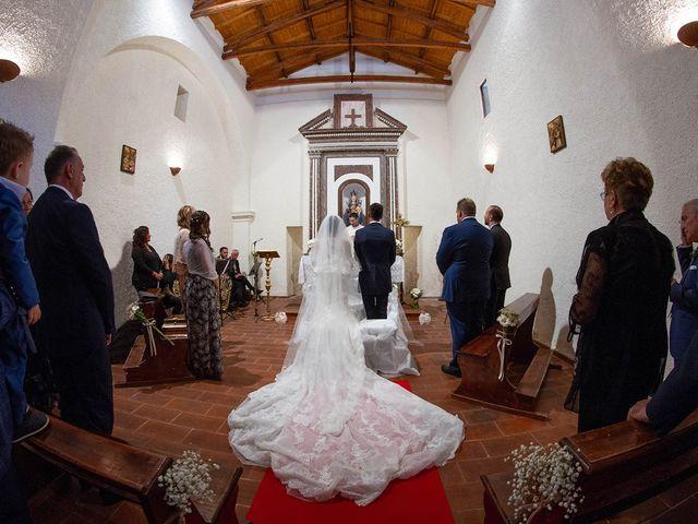 Il matrimonio di Daniele e Cinzia a Pretoro, Chieti 13
