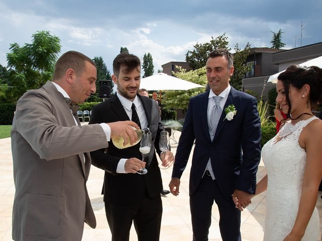 Il matrimonio di Daniele e Cinzia a Pretoro, Chieti 15