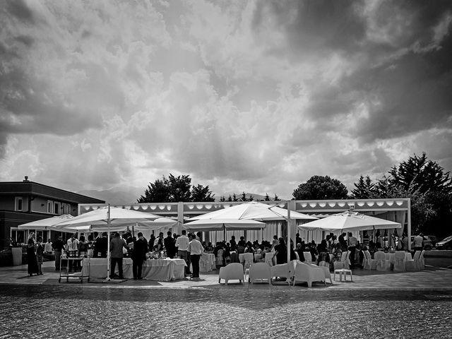 Il matrimonio di Daniele e Cinzia a Pretoro, Chieti 16