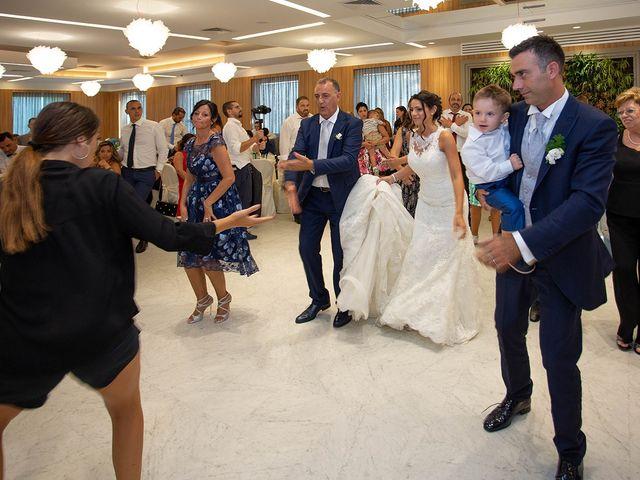 Il matrimonio di Daniele e Cinzia a Pretoro, Chieti 17