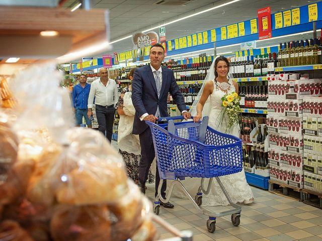 Il matrimonio di Daniele e Cinzia a Pretoro, Chieti 18