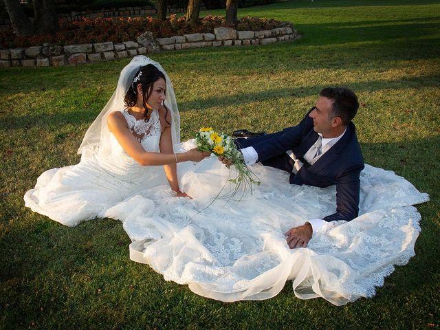 Il matrimonio di Daniele e Cinzia a Pretoro, Chieti 20