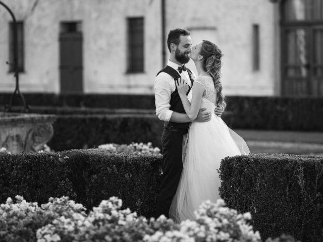 Il matrimonio di Davide e Valentina a Mantova, Mantova 17