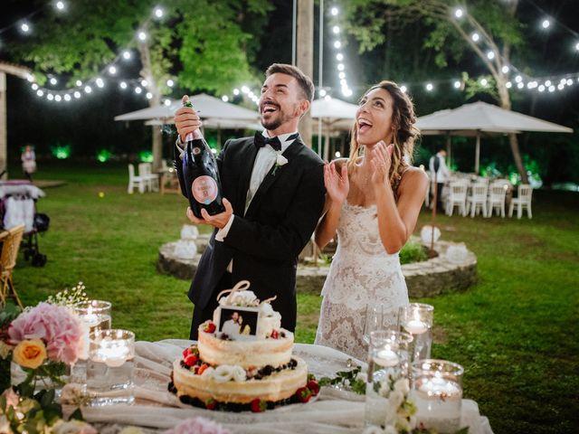 Il matrimonio di Andrea e Claudia a Rieti, Rieti 41