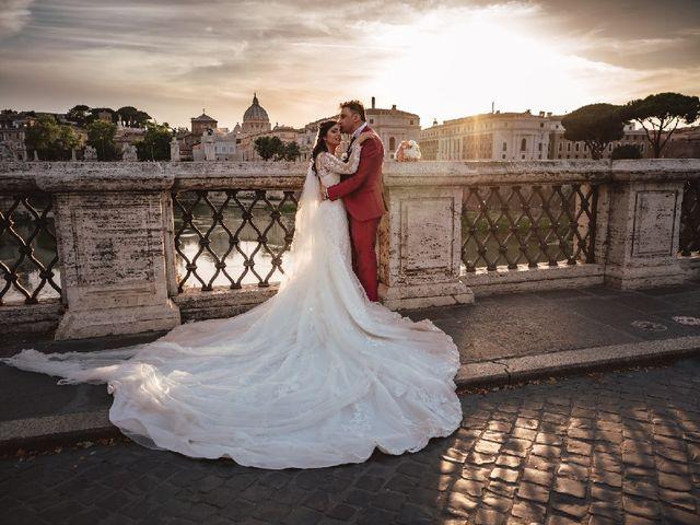 Il matrimonio di Marco e Gloria  a Roma, Roma 1