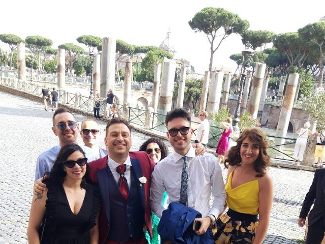 Il matrimonio di Marco e Gloria  a Roma, Roma 3