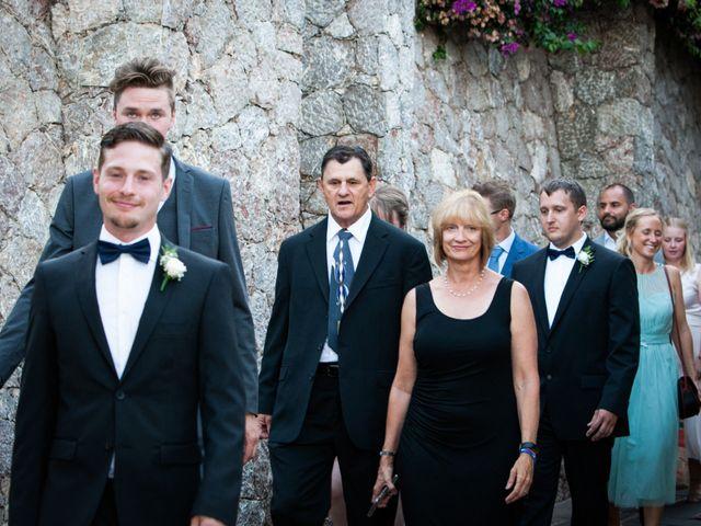Il matrimonio di Robin e Ellinor a Taormina, Messina 4