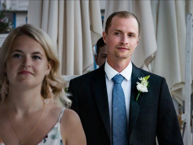 Il matrimonio di Robin e Ellinor a Taormina, Messina 5