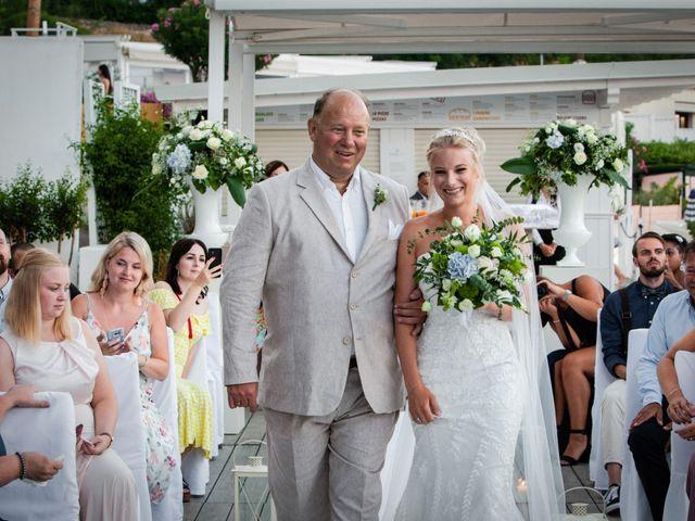 Il matrimonio di Robin e Ellinor a Taormina, Messina 7