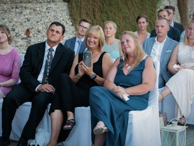 Il matrimonio di Robin e Ellinor a Taormina, Messina 9