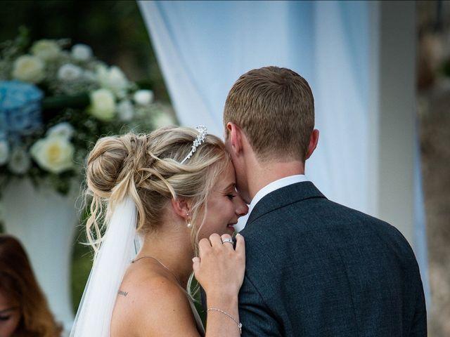 Il matrimonio di Robin e Ellinor a Taormina, Messina 11