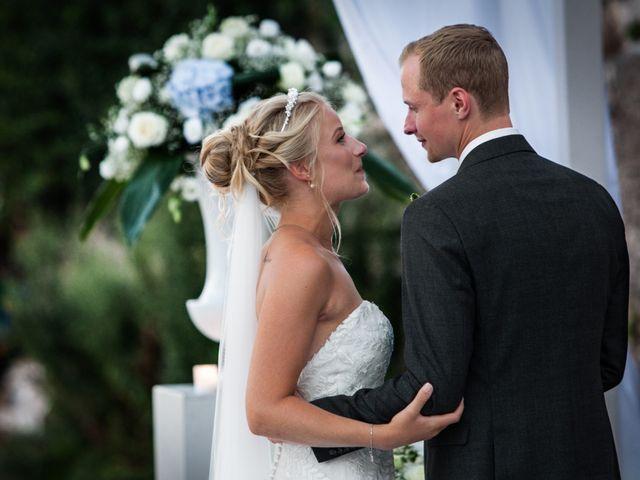 Il matrimonio di Robin e Ellinor a Taormina, Messina 12