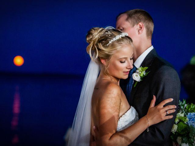 Il matrimonio di Robin e Ellinor a Taormina, Messina 1